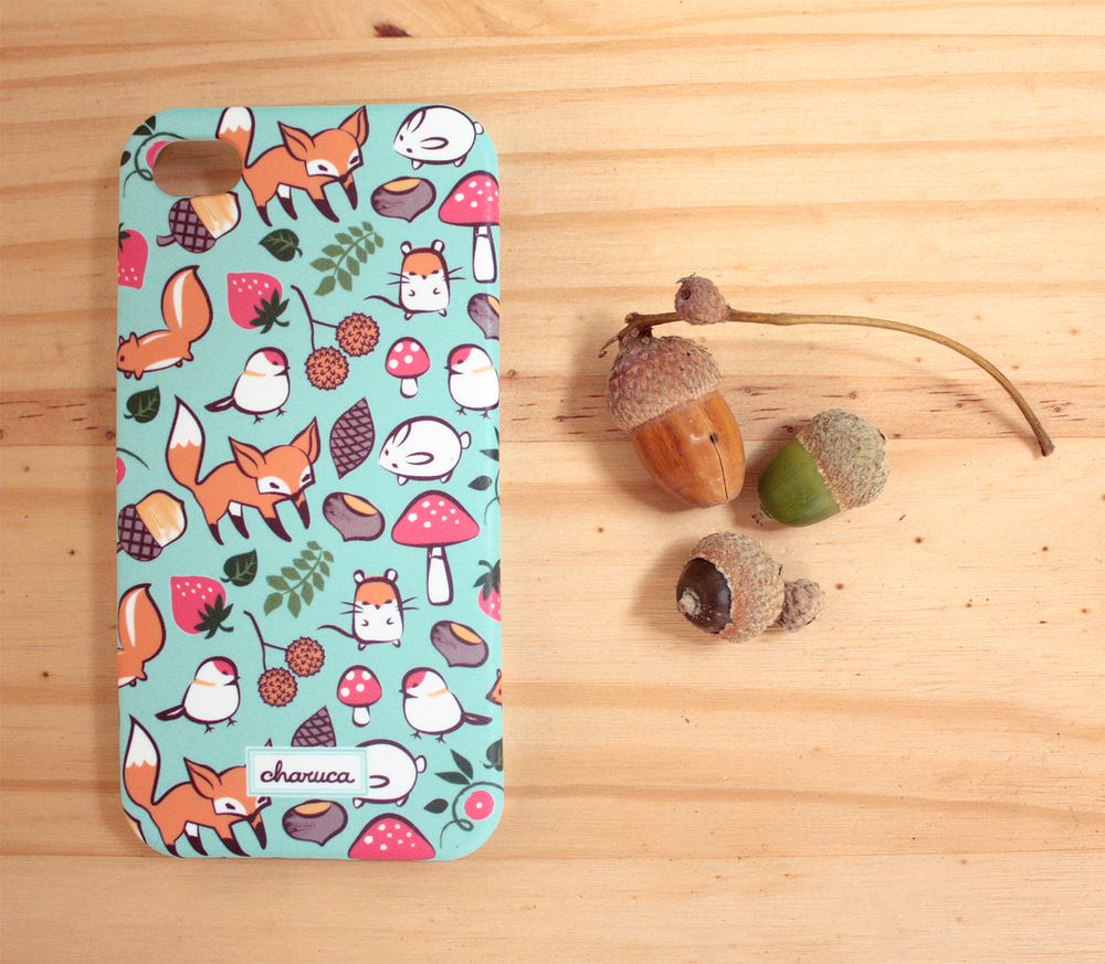 carcasa-iphone-5-5S-forest-charuca-maow-design-shop