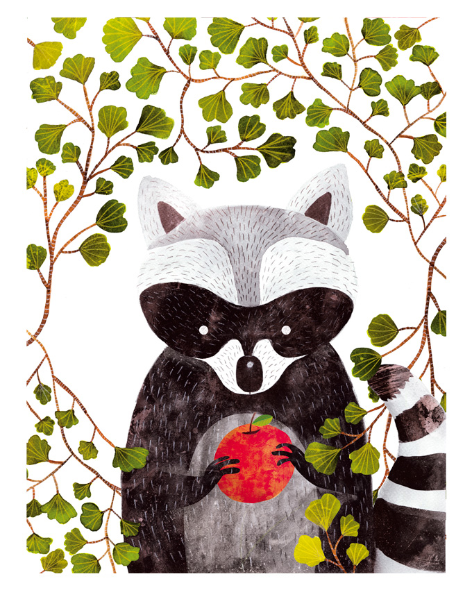 forest-friends-carmen-saldaña-ilustracion-maow-design-blog