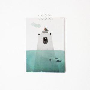 postal-oso-polar-missmalagata-maow-design-shop