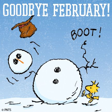 goodbye-february