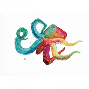 ilustracion-pulpo-multicolor-joana-santamans-maow-design-shop
