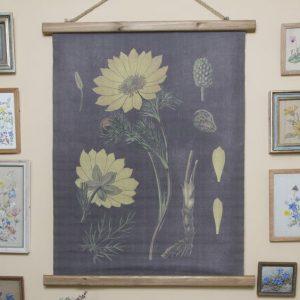 lienzo-vintage-flores-soporte-madera-maow-design-shop-2