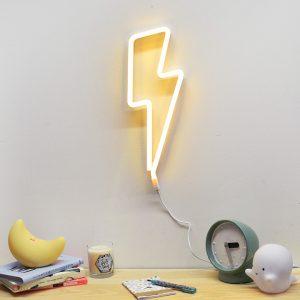 lampara-rayo-neon-maow-design-shop