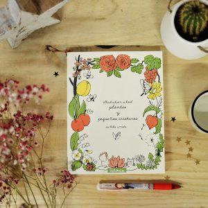 libro-illustration-school-plantas-maow-design-shop
