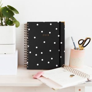 agenda-negra-topitos-grande-2018-charuca-maow-design-shop
