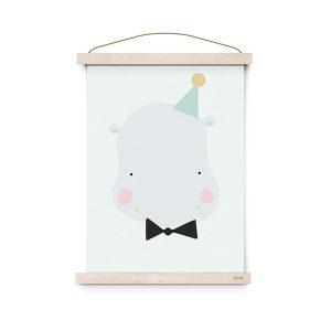 lamina-happy-hippo-eef-lillemor-maow-design-shop