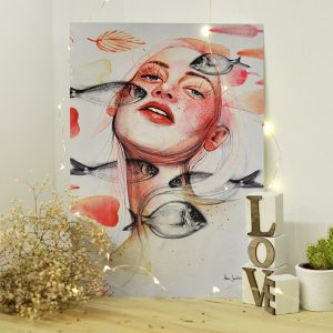 ilustracion-ana-santos-chica-peces-maow-design-shop