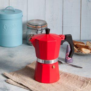 cafetera-italiana-roja-maow-design-shop